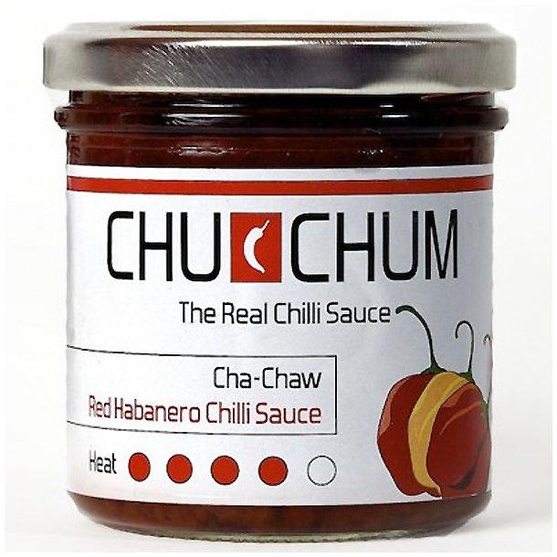 Chu-Chum Red Habanero Chilli Sauce 160 ml