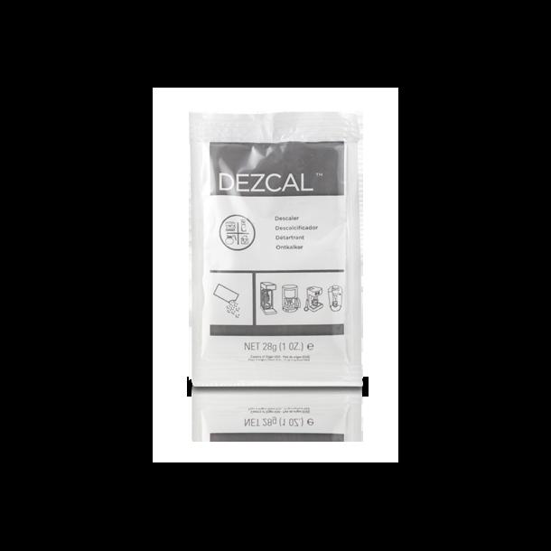 Urnex Dezcal afkalker pulver 28 gram