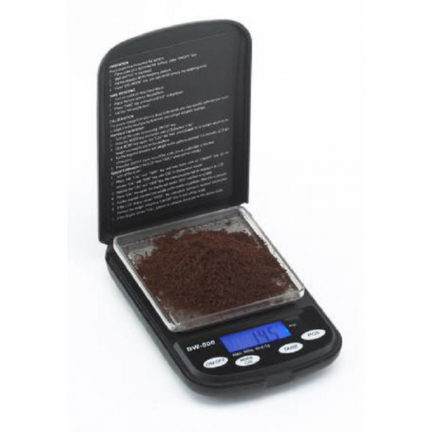 Digital kaffevægt BW500 / FR650