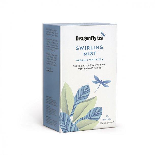 Dragonfly Swirling Mist white Tea Organic