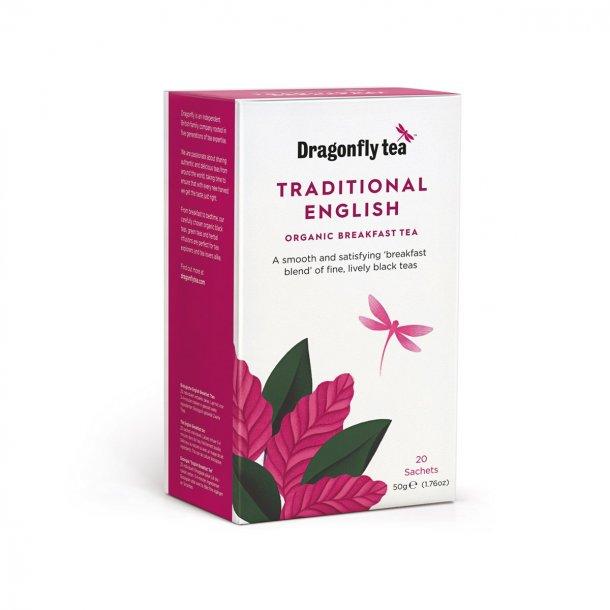 Traditional English breakfast Tea Organic