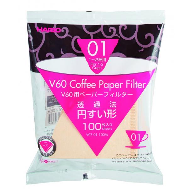 Hario V60 papirfilter