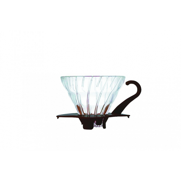 Hario V60 01 1-2kop filtertragt glas