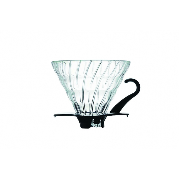 Hario V60 02 2-3 kop filtertragt glas