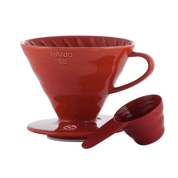 Hario V60 02 tragt porcelæn