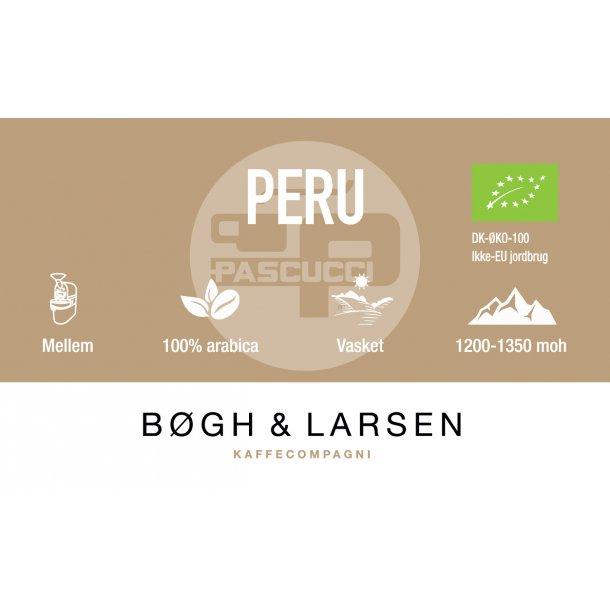 Peru økologisk kaffe - 250g