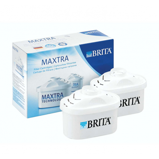 Brita Maxtra filterpatroner 2 stk.