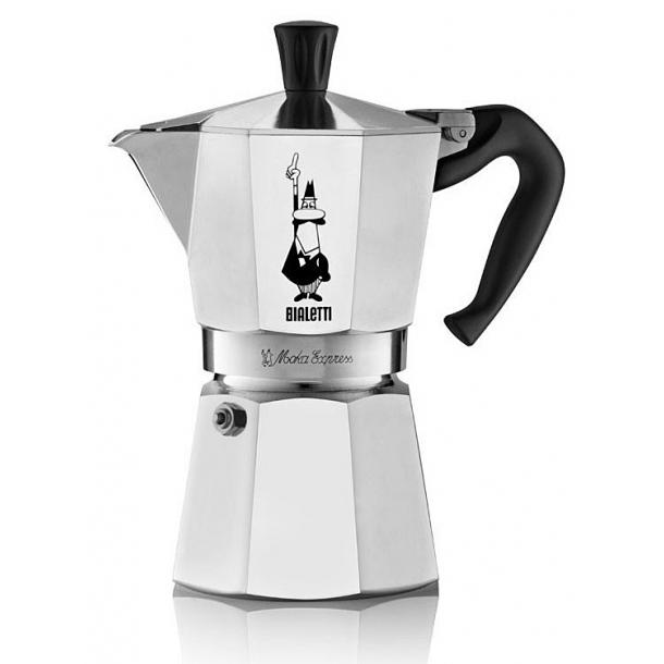 Bialetti Moka Express Espressokande
