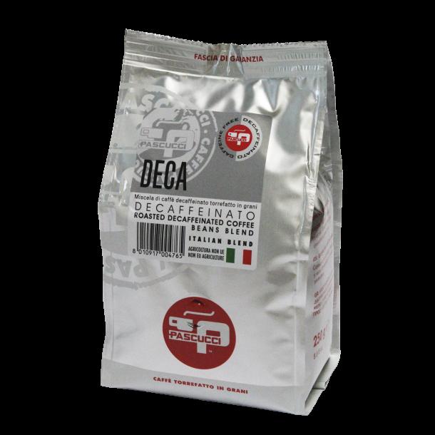 Koffeinfri kaffe Pascucci - 250g