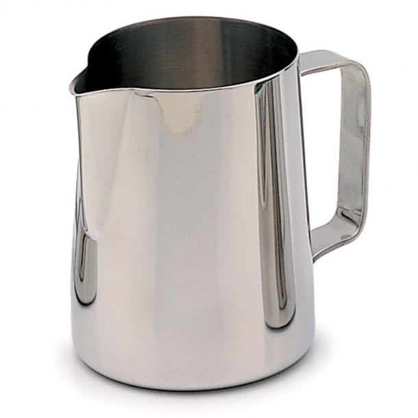 Steamer kande til mælk