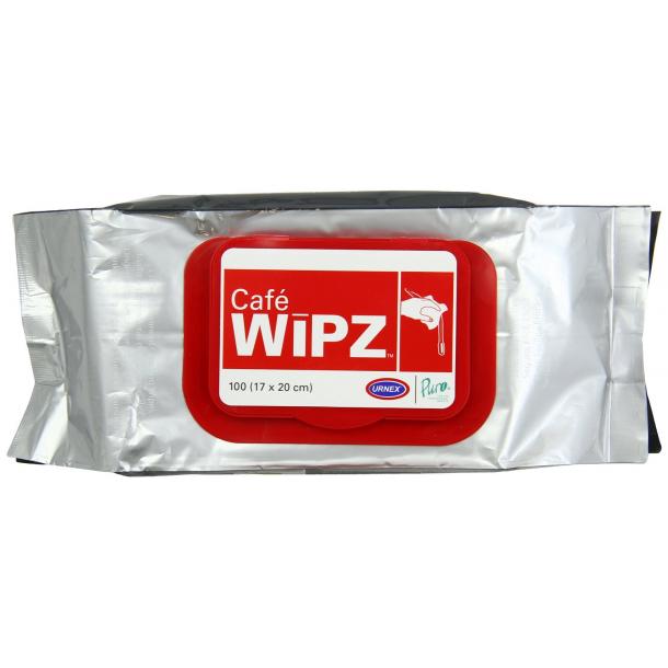 Urnex Wipz renseservietter