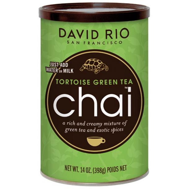 David Rio Chai Tortoise Green Tea