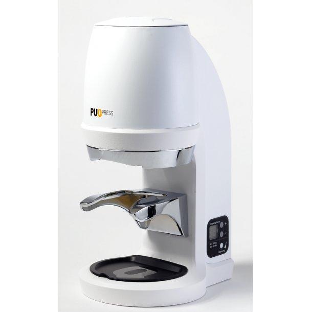 PUQpress Q1 58mm Automatisk tamper - Hvid