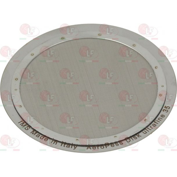 Aeropress Filter metal - Ultra fine 35 micron