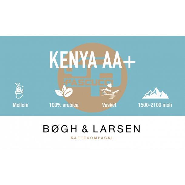 Kenya AA Top - Friskristet kaffe 1000g