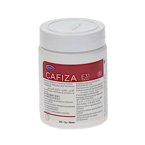Urnex Cafiza rense tabletter 2 gram.